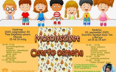 Manifestacija Mosolysziget – Ostrvo osmeha